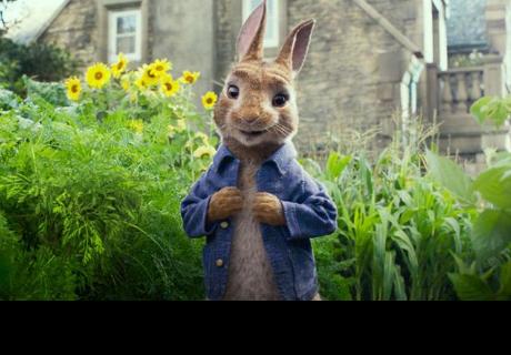 Sony Pictures pidió disculpas por esta escena en cinta animada 'Peter Rabbit'