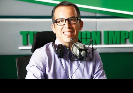 Daniel Peredo: su felicidad era narrar a Perú en el Mundial