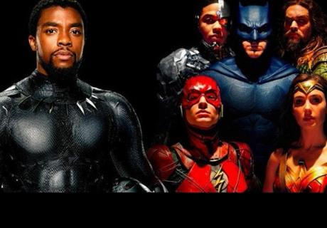 'Pantera Negra' superó la recaudación total de 'Liga de la Justicia' en solo 4 días en EE.UU.