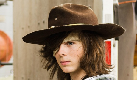 'The Walking Dead': Chandler Riggs admite este error sobre su personaje