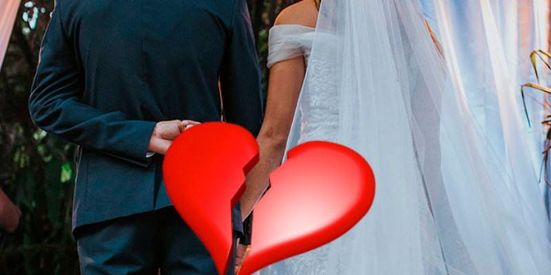 Joven pide el divorcio después de que su esposo olvide traerle una hamburguesa