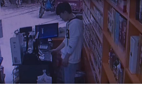 Cajero robó y dejó abandonada tienda, lo que pasó después sorprendió a todos