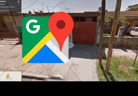 Google Maps: Muchacho pilla a su novia siéndole 'infiel' con su ex
