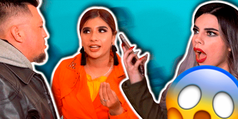 'Chica Badabun' enfurece contra infiel que tenía hija y esposa