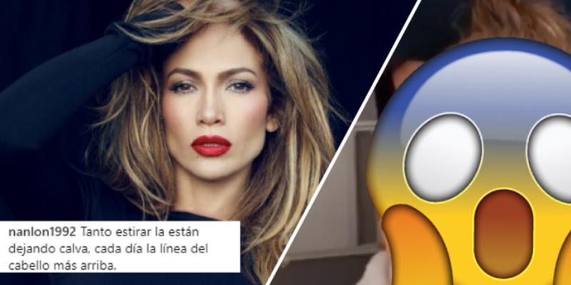 Jennifer López se muestra sin sus extensiones de cabello y seguidores quedan impactados