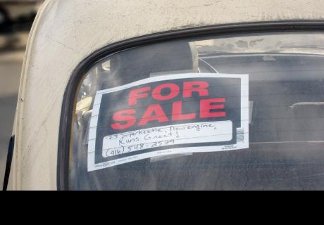 Se hace viral el emotivo anuncio de un argentino que vende su 'viejo' coche