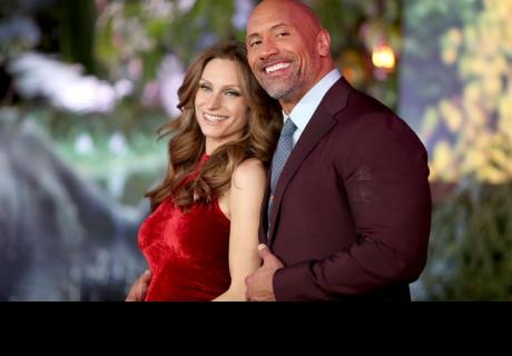 Conoce a la bella hija del actor Dwayne Johnson 'La Roca'