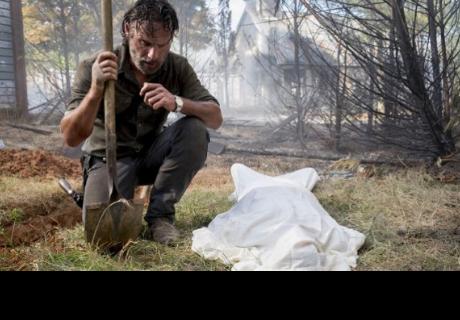'The Walking Dead' tiene las cifras más bajas de audiencia desde la temporada 1