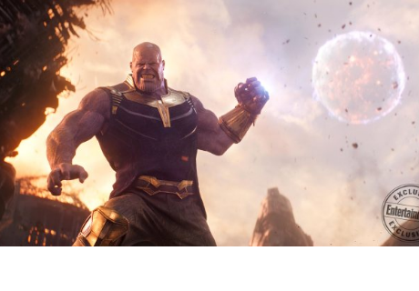 'Avengers: Infinity War' lanza 8 nuevas fotografías