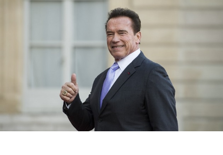Así lucía Arnold Schwarzenegger a los 16 años