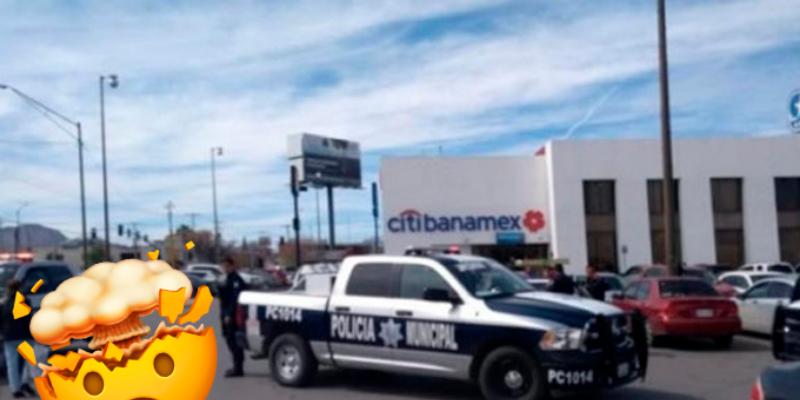 Hombre se olvido dónde estacionó su coche y lo reporto como robado