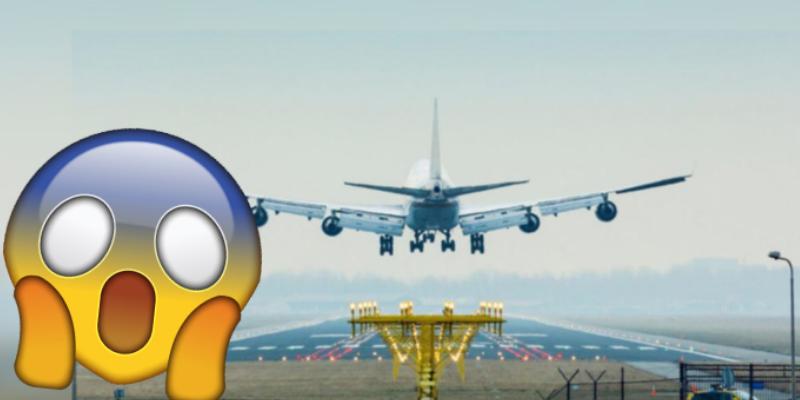 Avión tuvo que retornar de emergencia a aeropuerto porque pasajera olvidó a su hijo