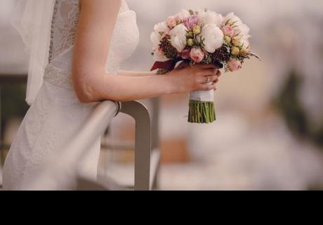 Novia cometió una locura antes de su boda y no terminó en la iglesia