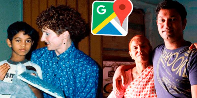 Google Maps ayudó a hombre a regresar a su casa luego de 25 años