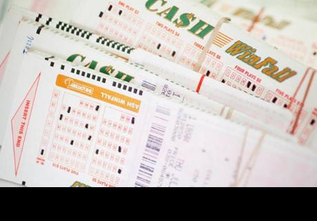Estados Unidos: descubrió truco para ganar la lotería y junto US$27 millones