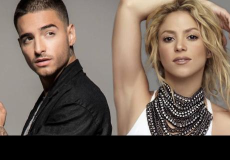 Shakira confiesa lo incómodo que fue grabar con Maluma este video