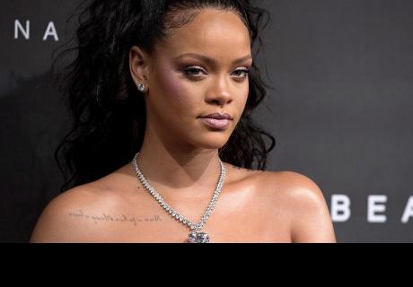Rihanna le respondió ÉPICAMENTE a Snapchat por burlarse de la golpiza que le dio Chris Brown