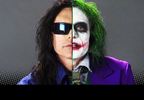Calificado como el peor actor de la historia, se postula como Joker y es mejor que Jared Leto