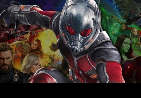 'Ant-Man and The Wasp' estará conectada con 'Avengers: Infinity War'