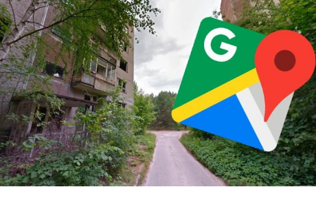Google Maps: Quiso conocer Chernobyl y se topó con terrorífica imagen