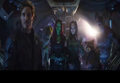Infinity War: La ventaja de los guardianes de la galaxia sobre los avengers