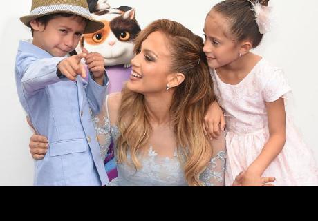 Mira cómo se ven ahora los hijos de la actriz y cantante Jennifer Lopez