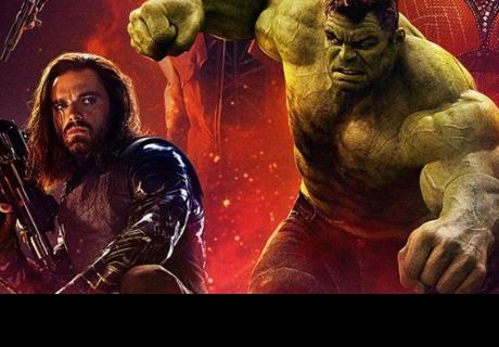 ¿Afiche de 'Avengers: Infinity War' confirma la aparición de un personaje del Universo X-Men?