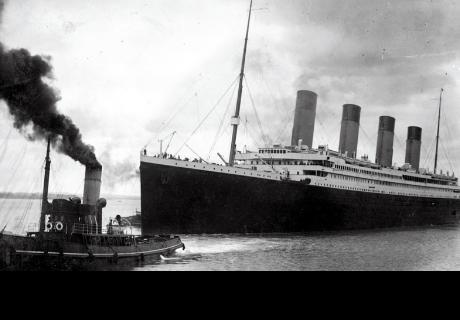 El hombre que pudo ser responsable de la catástrofe del Titanic