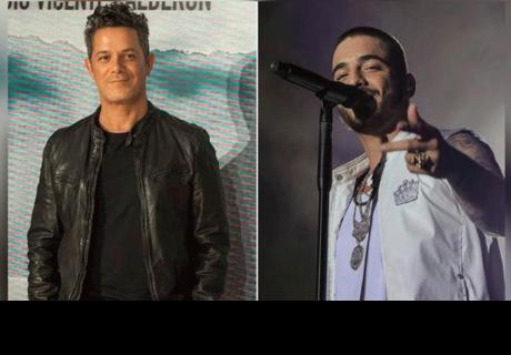 Maluma canta tema de Alejandro Sanz y este le envía polémico mensaje