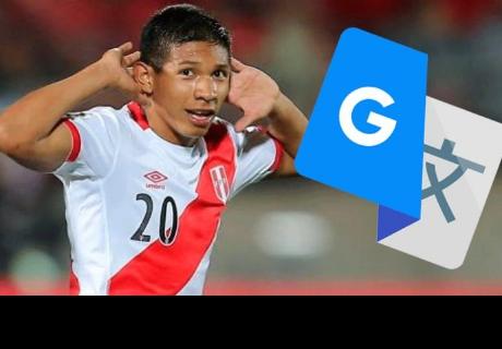 Google Traductor: Escriben 'Edison Flores' y aparece extraño resultado