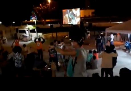 Dragon Ball Super: Videos muestra cómo se vivió el final en diferentes ciudades