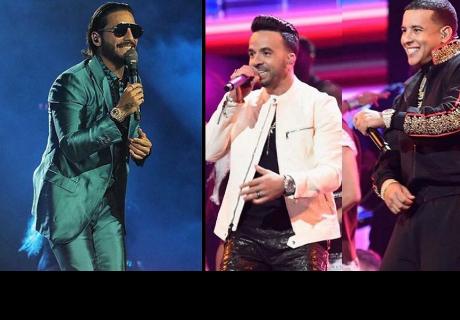 Maluma confiesa que está harto de la canción 'Despacito'