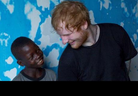 Esta es la historia del niño que fue salvado por Ed Sheeran