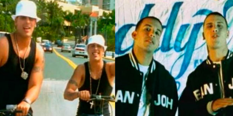 Esta es la curiosa manera de como se conocieron Nicky Jam a Daddy Yankee para ser 'Los Cangris'