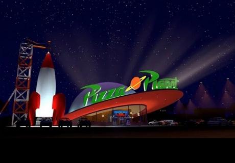 Disney abrirá un restaurante inspirado en Pizza Planet de Toy Story