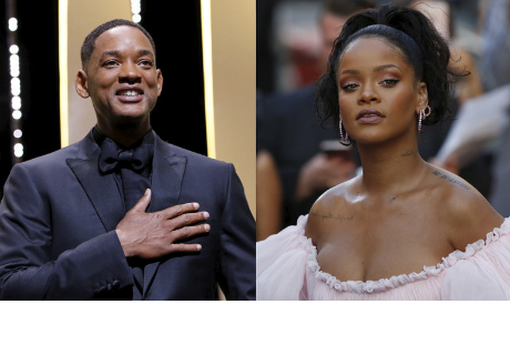 ¿Will Smith o Rihanna? Esta foto revienta las redes