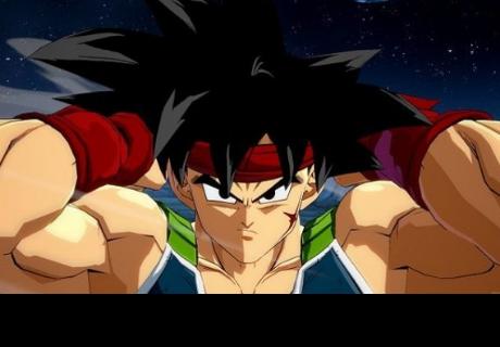Bardock protagoniza el nuevo avance de Dragon Ball FighterZ