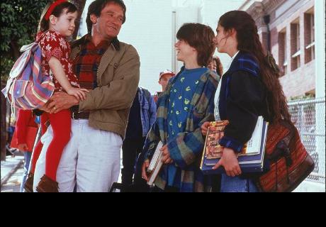 Así se ven los niños de 'Papá por siempre' 25 años después