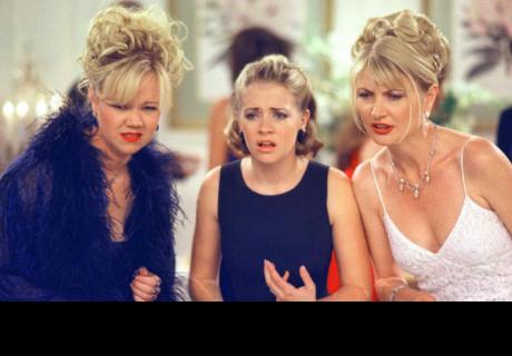 Mira la primera foto de Sabrina y Harvey en Netflix: vas a morir de amor