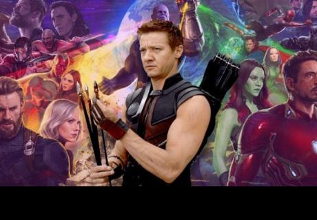 'Infinity War': esta es la razón de la ausencia de Ojo de Halcón en material promocional