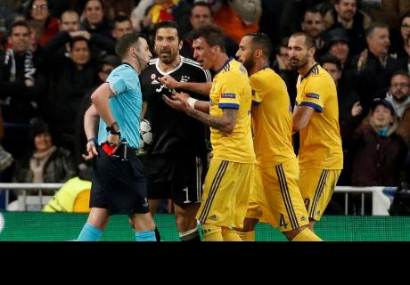 Los memes de la polémica clasificación del Real Madrid ante la Juventus