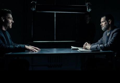 Jim Carrey vuelve a protagonizar una película después de cuatro años y luce perturbadora