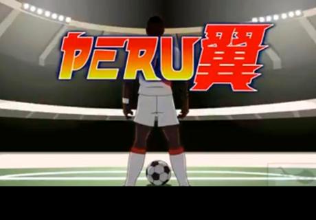 Selección peruana sorprende al protagonizar opening de Super Campeones