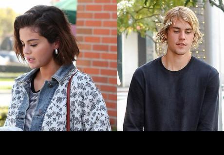 Captan a Selena Gomez y Justin Bieber entrando a este a lugar