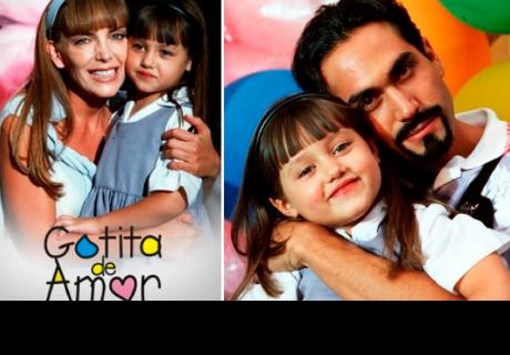 Así luce la niña que protagonizó la telenovela infantil 'Gotita de amor'