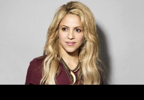 Sale a la luz foto de Shakira cuando solo tenía 18 años