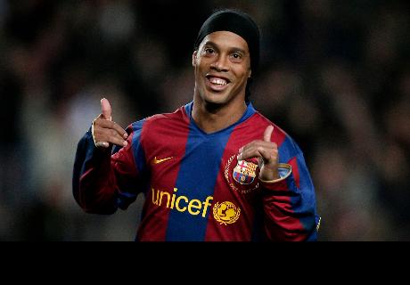 Ronaldinho emociona a seguidores peruanos con su vídeo en Instagram