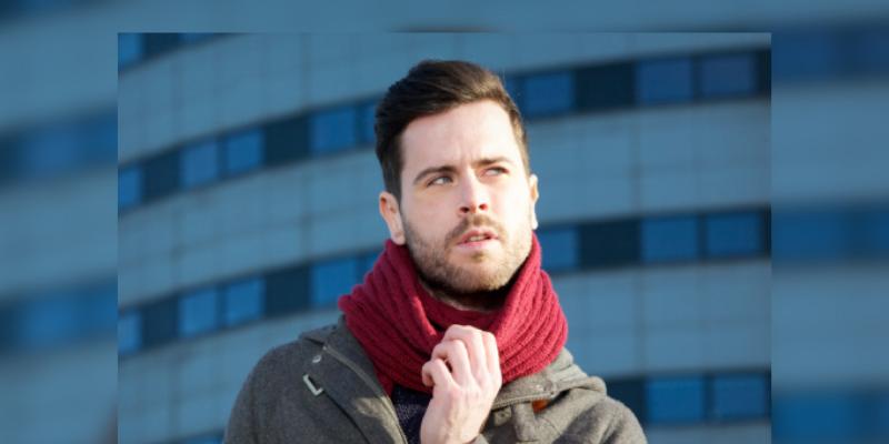 Los hombres con barba tienen más bacterias que un perro