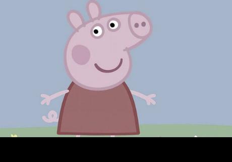 Aterradora imagen de Peppa Pig espanta a usuarios en las redes