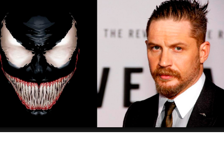 Así se transformará Tom Hardy en la película de Venom